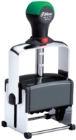 Hm-6106 2 Color Heavy Metal Self-Inking Dater