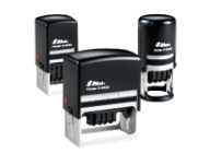 Shiny Printer<BR>Self-Inking Daters