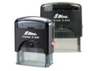 Shiny Self-Inking<BR>Printers